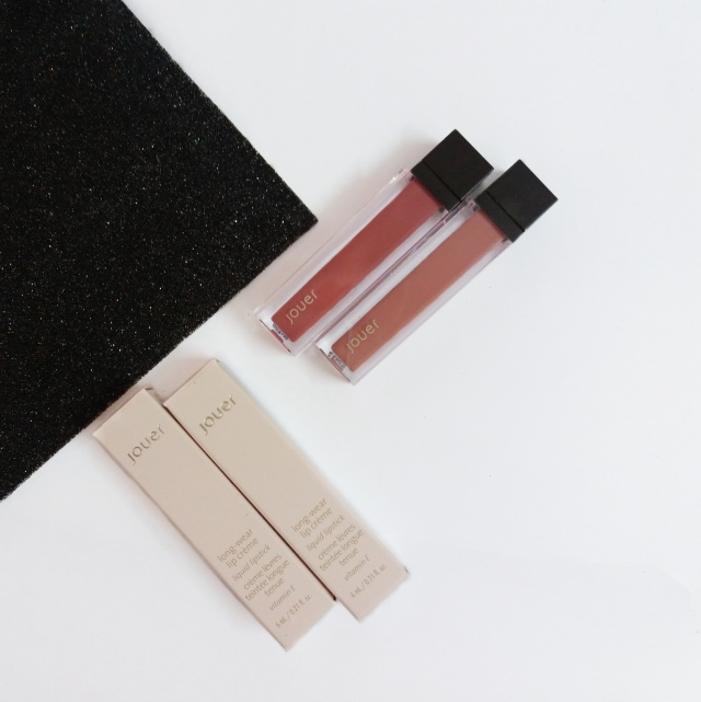 jouer lip creme liquid lipstick review