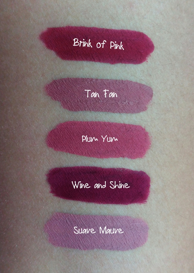 sugar smudge me not liquid lipsticks review
