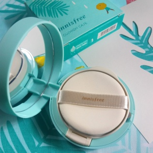 INNISFREE LONG WEAR COVER CUSHION SPF50+ PA+++ W33 review