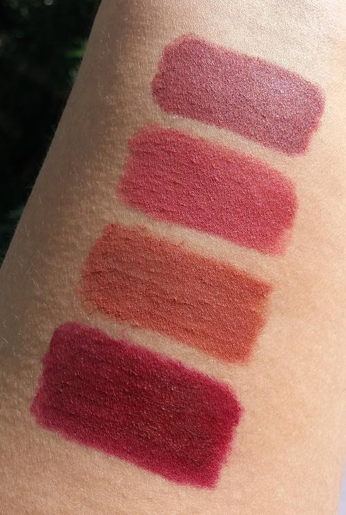 Sugar Plush Hour Matte lipsticks
