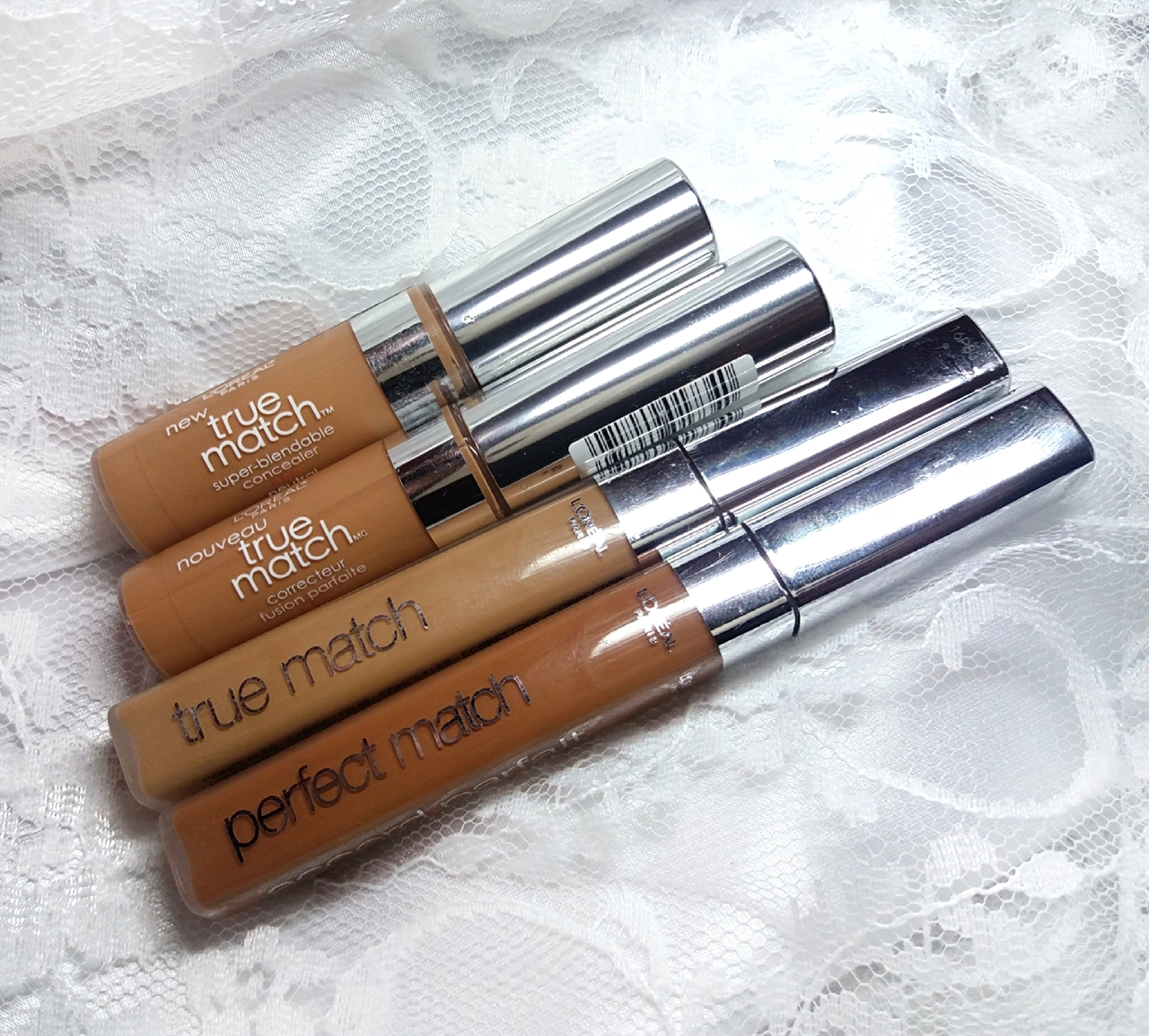 Loreal True Match concealers1