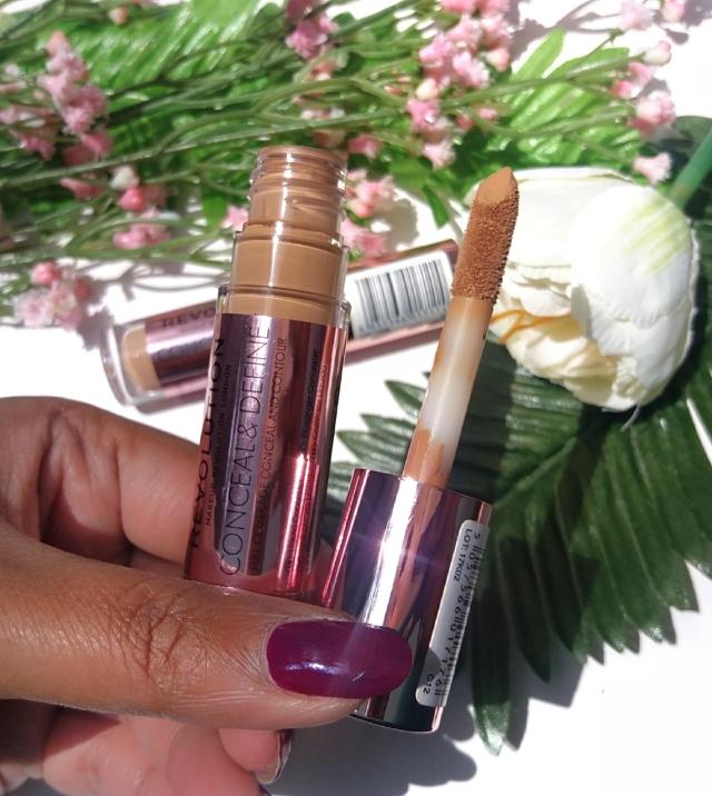 Makeup Revolution Conceal & Define Concealer 2.jpg