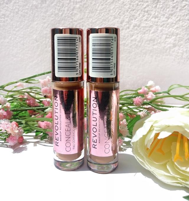 Makeup Revolution Conceal & Define Concealer 3.jpg