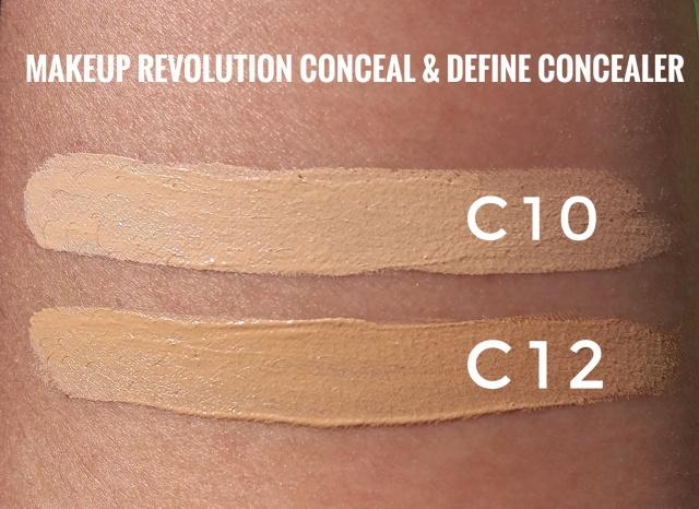 Makeup Revolution Conceal & Define Concealer 5