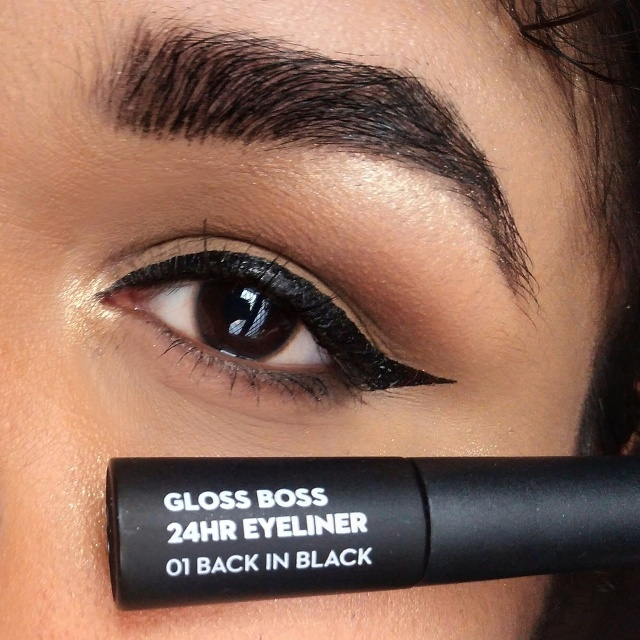 Sugar Gloss Boss Eyeliner