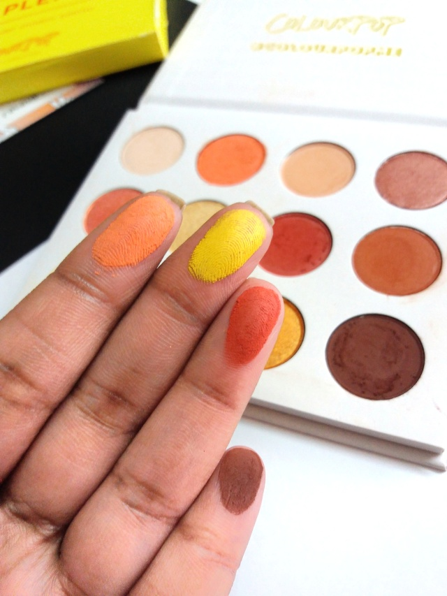 Colourpop Yes Please palette review 4.jpeg