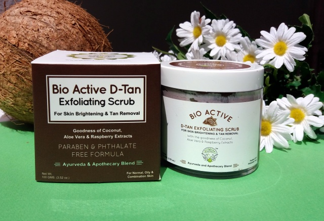 Greenberry Organics Bio Active D-Tan Scrub 3.jpeg
