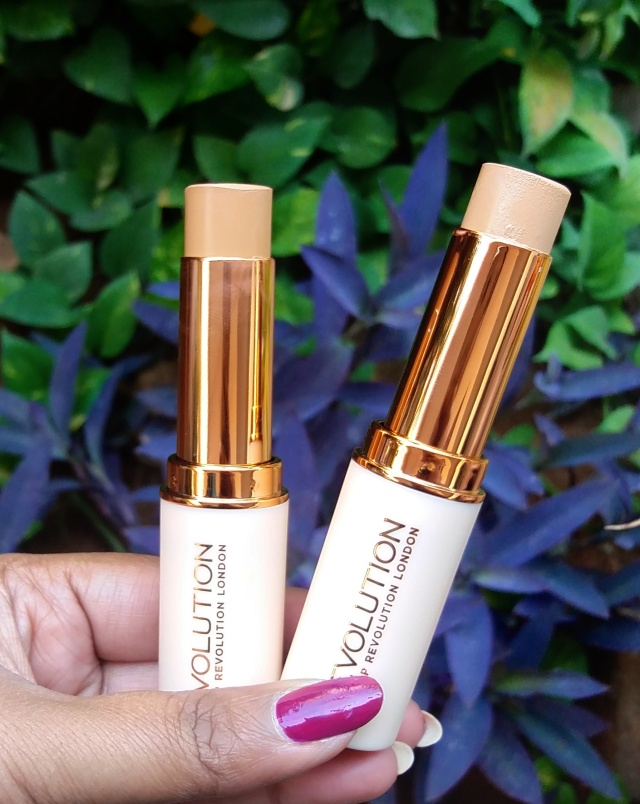 Makeup Revolution Fast Base Stick Foundation 3