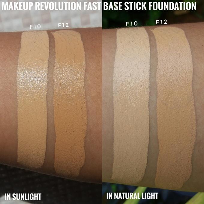 Fast Base Foundation Stick by Revolution Beauty #16