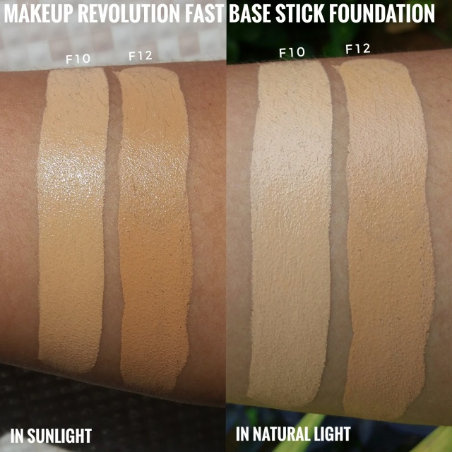 Makeup Revolution Fast Base Stick Foundation 4.jpeg