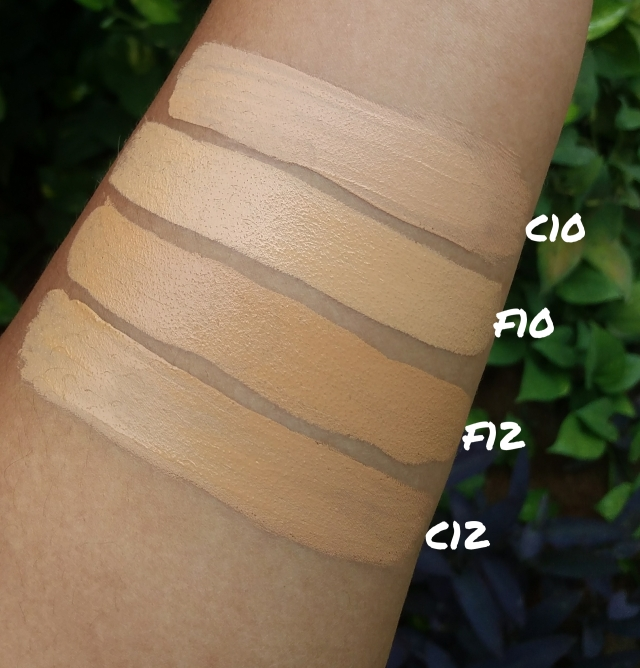Makeup Revolution Fast Base Stick Foundation 5