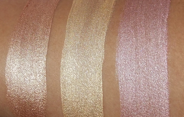 TS Cosmetics liquid highlighter 8