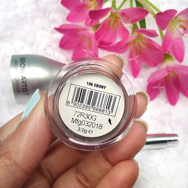 Loreal Brow Artist Brow Pomade review 2