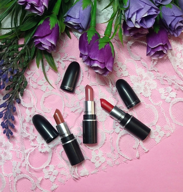 MAC Little MAC Lipsticks 2