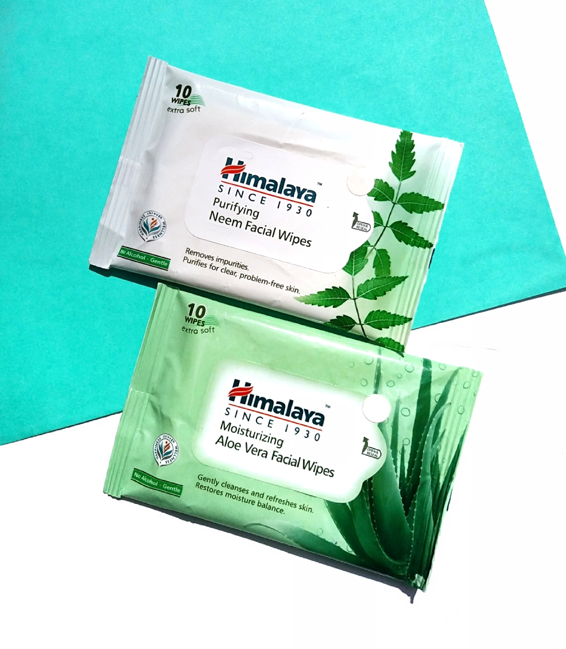 Himalaya Facial Wipes Review 2