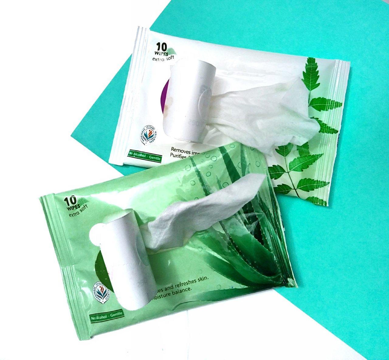 Himalaya Facial Wipes Review 5