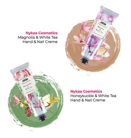 Nykaa Whipped with Love Hand & Nail Crėmes 2