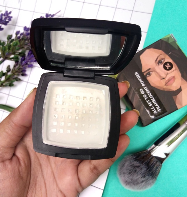 Sugar All Set To Go Translucent Powder Review 2