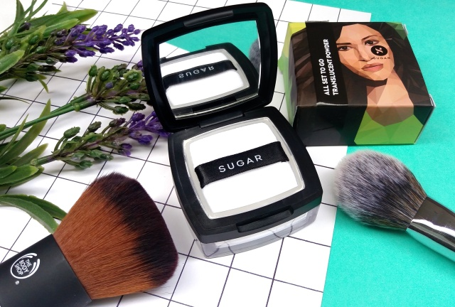 Sugar All Set To Go Translucent Powder Review 3