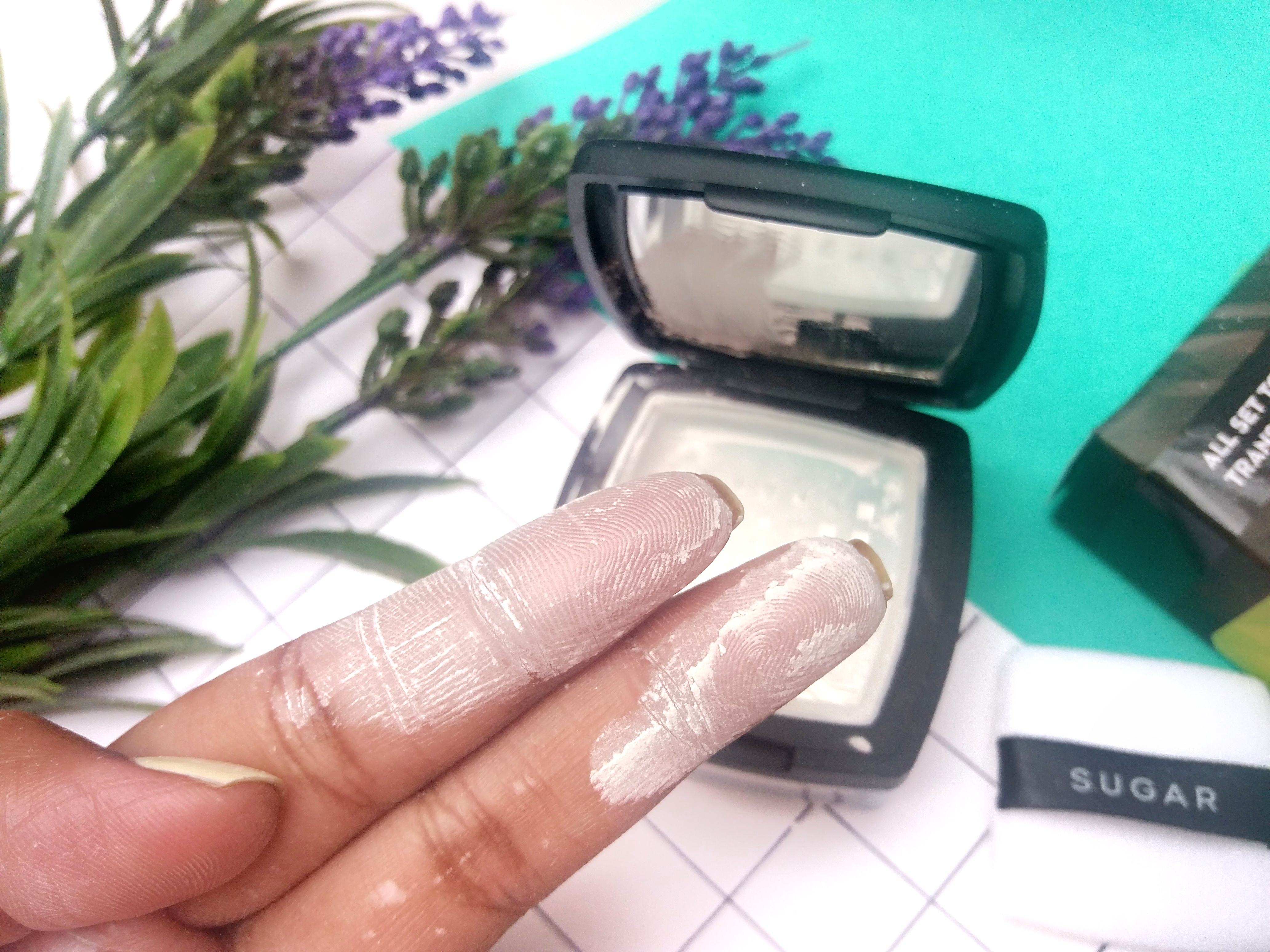 Sugar All Set To Go Translucent Powder Review 5