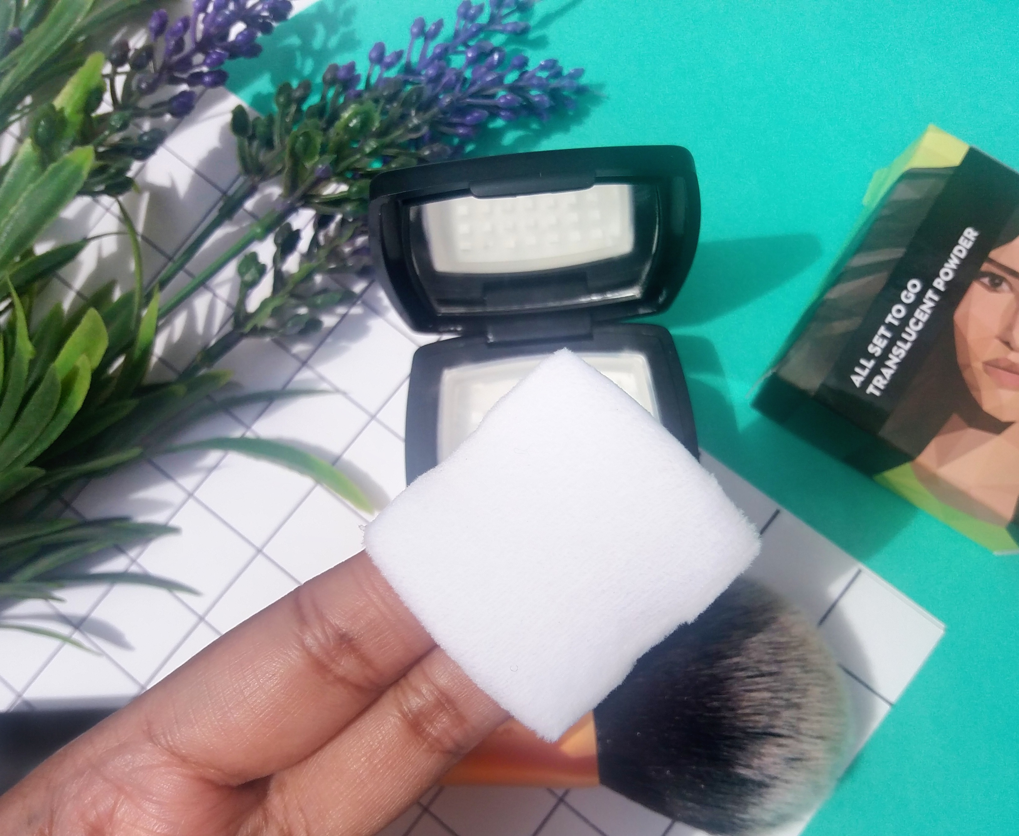 Sugar All Set To Go Translucent Powder Review 7