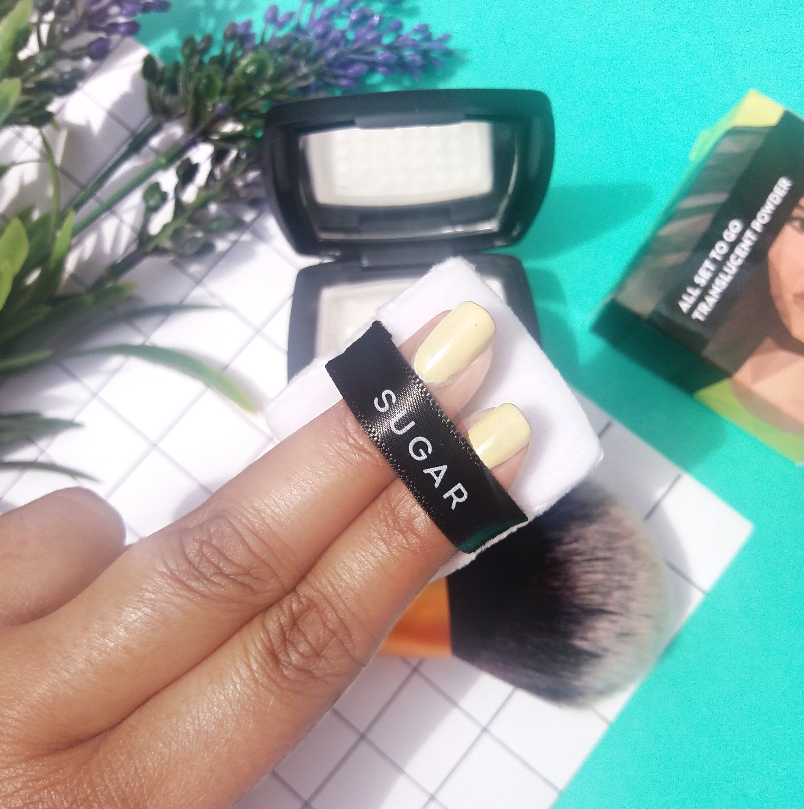 Sugar All Set To Go Translucent Powder Review 8