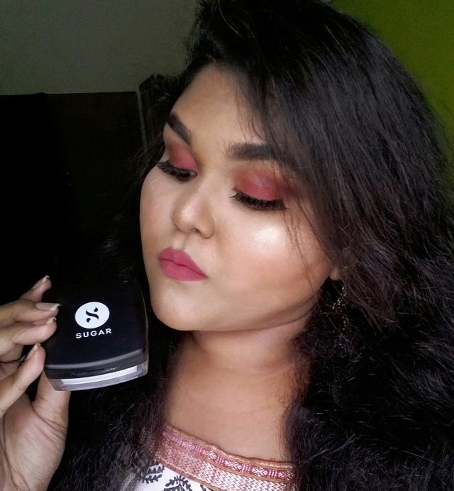 Sugar All Set To Go Translucent Powder Review 9