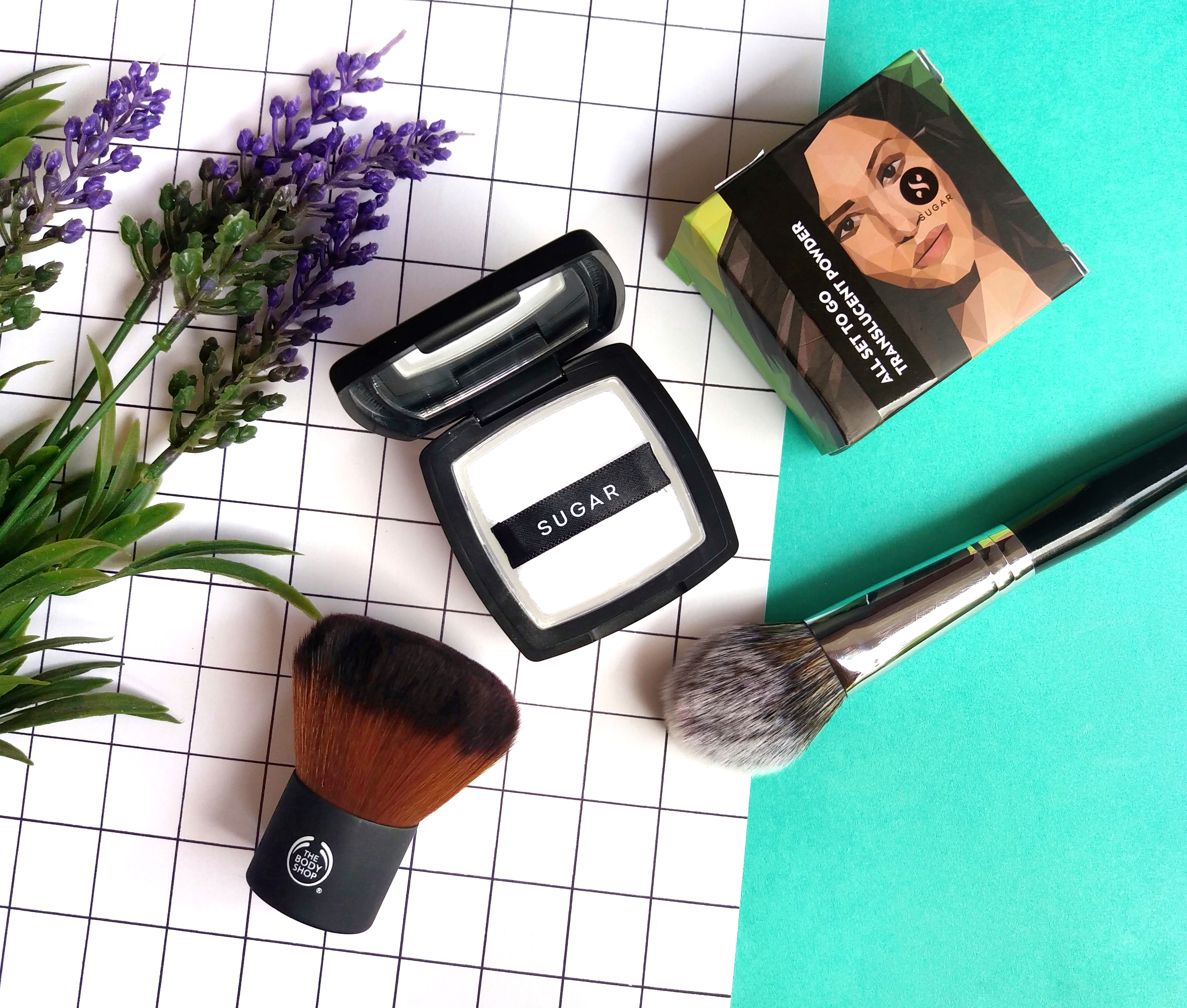 Sugar All Set To Go Translucent Powder Review