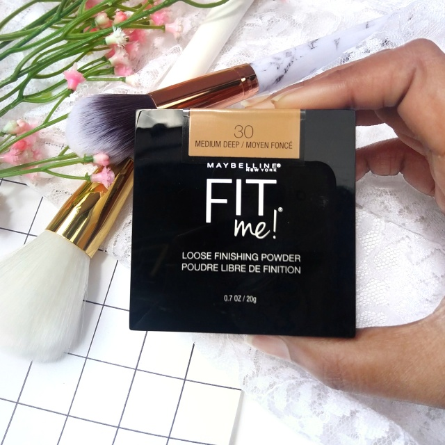 Maybelline Fit Me! Loose Finishing Powder 2