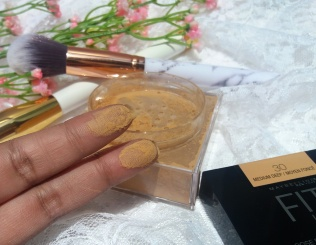 Maybelline Fit Me! Loose Finishing Powder 9