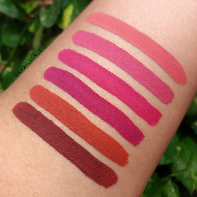SUGAR SMUDGE ME NOT LIQUID LIPSTICKS 7