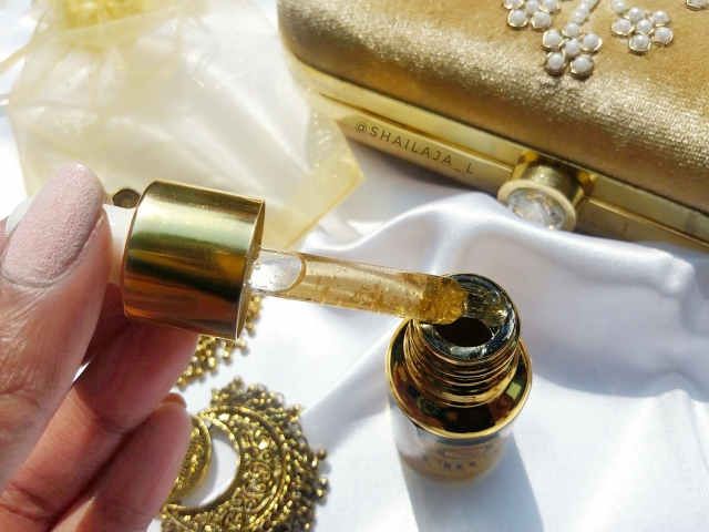 LUXURIOUS_ADORE AURUM 24K GOLD SERUM 4