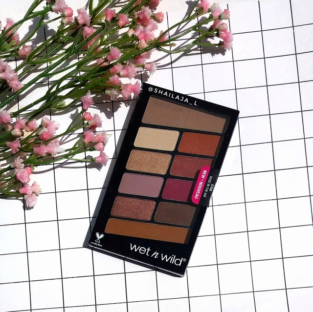 Wet n Wild Rose In The Air palette 2