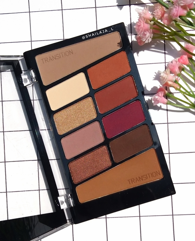 Wet n Wild Rose In The Air palette 4