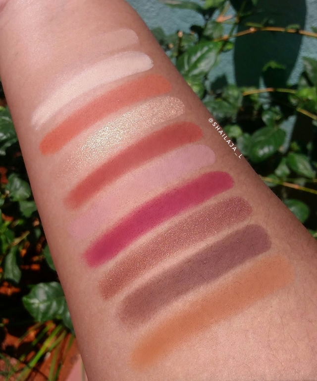 Wet n Wild Rose In The Air palette 6