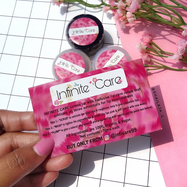 Infinite Care lipcare kit 1